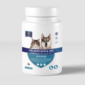 HELMINTAZOLE 250 - 72 Fenbendazole 250 mg mini