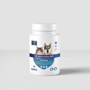 HELMINTAZOLE 500 - 36 Fenbendazole 500 mg