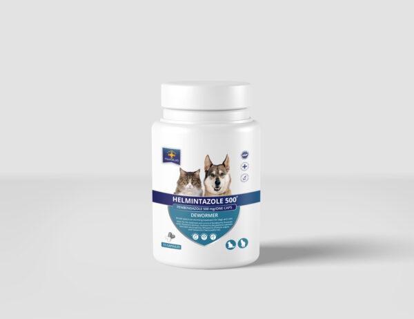 HELMINTAZOLE 500 - 72 Fenbendazole 500 mg
